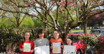 Congratulations SMS Elementary Young Inkling Contest Winners!