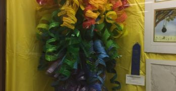 SMS Student-Created Sculpture Project Wins Blue Ribbon at the WA State Fair!